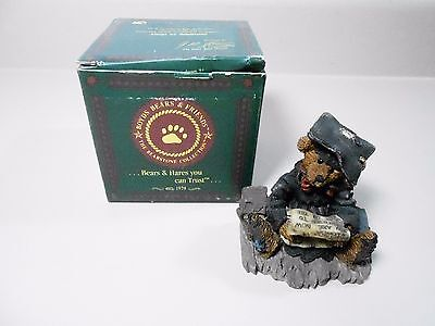 Boyds Bears & Friends Grenville The Graduate 2233 Bearstone Collection 1993