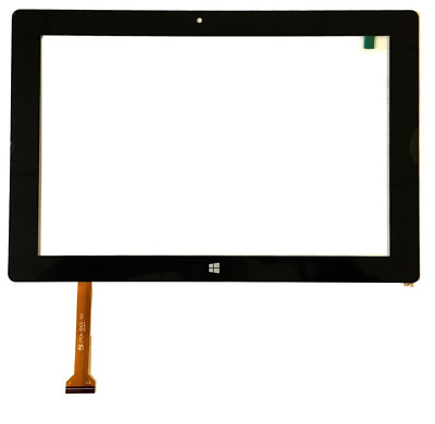 """Replacement Digitizer Touch Screen Glass For Linx 10V64 10.1"""" 32GB WiFi Tablet"""