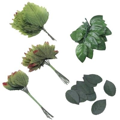 Artificial Foilage Rose Maple Leaves Leaf Plant Flowers Home Wedding Decor Craft