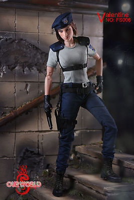 SW Our World Jill Valentine FS008 1/6th Scale Resident Evil I Game Ver. Figure