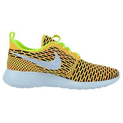 new concept c5530 0a86f Womens NIKE ROSHE ONE FLYKNIT Trainers 704927 702