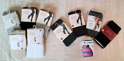 Wholesale Lot of 52 Womens Fashion, Sweater and Fleece Lined Tights Brand New