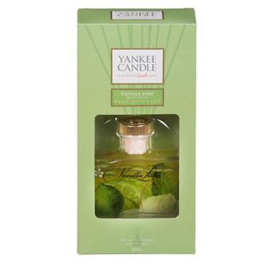 Yankee Candle Signature Reed Diffuser - Vanilla Lime