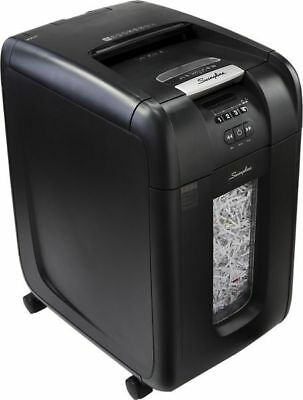 Swingline Stack-and-Shred 300M Auto Feed Shredder - Commercial & Heavy Duty