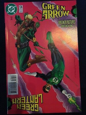 Green Arrow #136 DC Comics