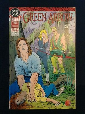 Green Arrow Annual #3 DC Comics