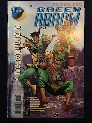 Green Arrow #1000000 1 mil DC Comics