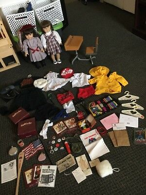 American Girl Doll Pleasant Company Molly  And Samantha Plus More!