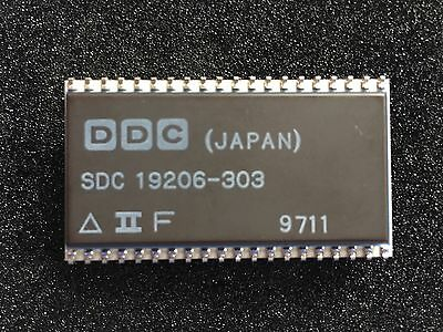 SDC19206-303, DDC, SYNCRO TO DIGITAL X 1 PC , NEW PARTS, Traceable Source