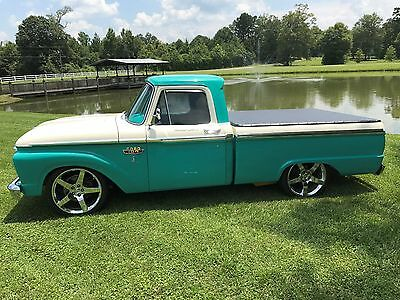 1965 Ford F-100  Ford truck