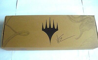 Sdcc 2017 Exclusive Magic The Gathering Planeswalker Set Signed Vincent Proce