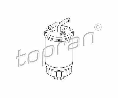 Topran 102 731 Fuel Filter