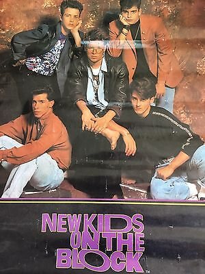 Huge/vintage New Kids On The Block Collection