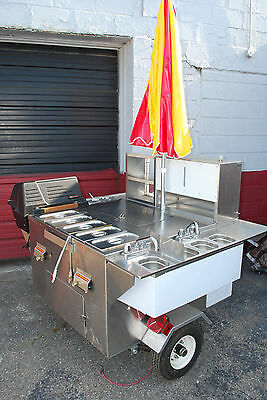Willy Dog Deluxe Hummer/09 Hot Dog Cart - Extras    *Please Read*