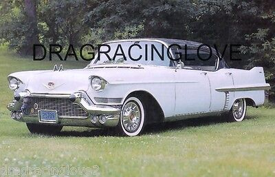 1957 Cadillac Classic American Car Vintage Magazine/Print Ad 8x10 PHOTO! COPY
