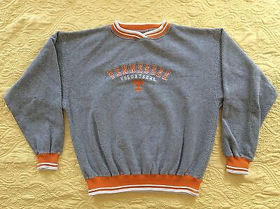 VIntage University of Tennessee Volunteers Sweatshirt crew neck size L #7-107