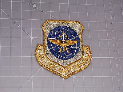 Us Air Force Military Airlift Command; Flight Suit / Pocket Patch; Rare!