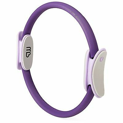MB Active By Michelle Bridges PILATES EXERCISE RING Foam-Padded Grip Handles