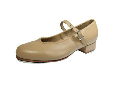 NEW Mary Jane Tap Shoes (Tan)