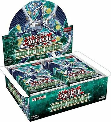 Yugioh - Code Of The Duelist - *Commons* - Pre-Order