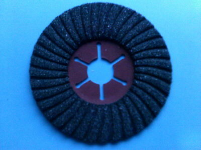 Stone And Concrete Semiflex Sanding And Grinding Disc For 115Mm Angle Grinders