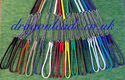 Collar and Lead Show Set for Dogs Range of Sizes and Colours Dragon Leads