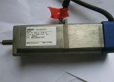 1 Pcs Used Omron Motor R7M-Z10030-BS1Z Tested ck