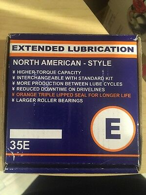 Extended Lubrication North American Style 35E