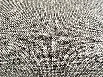 Fabric By  Next ' Tweedy Weave Mid Grey '  Upholstery Fabric £6.99 Per Metre