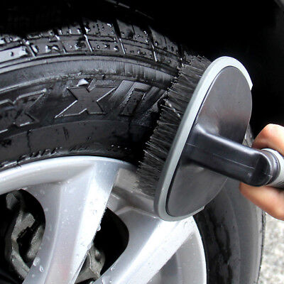 1Pcs Washing Tool Tire Wheel Cleaning Car Tyre Brush Dust Remove Scrub Car Wash