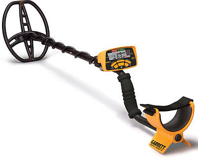 GARRETT ACE 400i METAL DETECTOR SUPPLIED BY CRAWFORDS