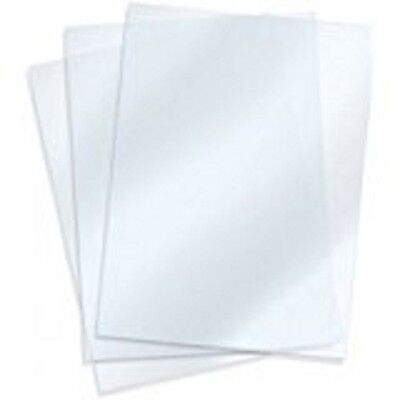 A1/A2/A3 Snap Frame Replacement Clear Acetate Covers - Packs of 2