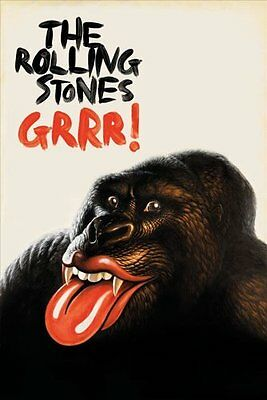 POSTER / The Rolling Stones / 61 X 91,5 cm / Ref: 281