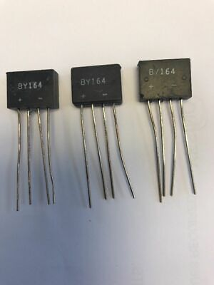 By164 Silicon Bridge Rectifier New 1 Piece