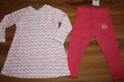 NEXT girls dress leggings outfit 12-18 months NEW *I'll combine postage