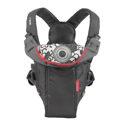Swift Classic Infantino Carrier For Walk WIth Baby, Black New