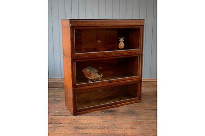Globe Wernicke Sectional Bookcase, Mid Century Shelving,Display Case