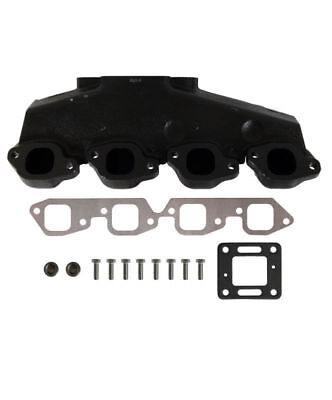 7.4L, V8 BBC Joint Mercruiser Style Exhaust Manifold. Replaces Merc #89011