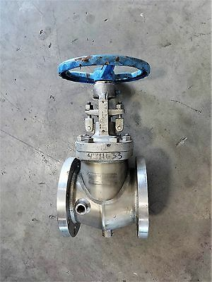 "Velan 3"" 150# Cf8M Steam Jacketed Flanged Gate Valve, Fig# B10-0064C-13My"
