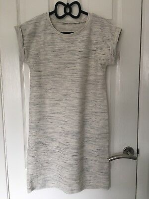 New Look Textured T Shirt Dress Size 8