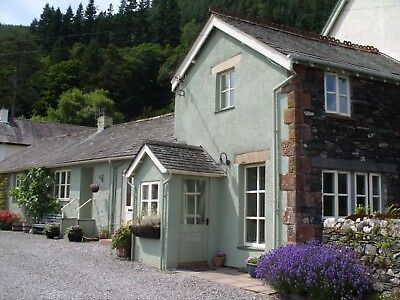 Self Catering Holiday Cottage Dog friendly Keswick Lake District from 26 August