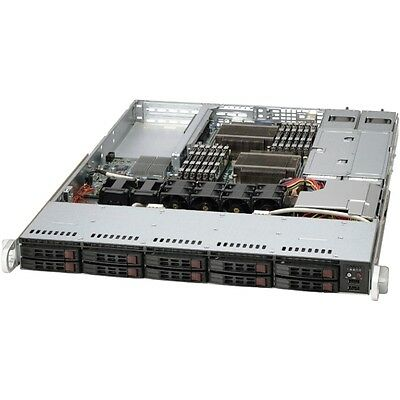 Supermicro Cse-116Tq-R700Ub Superchasis 1U Rackmount With 700W Psu - New
