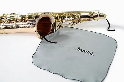Brand NEW Bambú Cleaning Swab for Tenor Sax Saxophone FREE POSTAGE