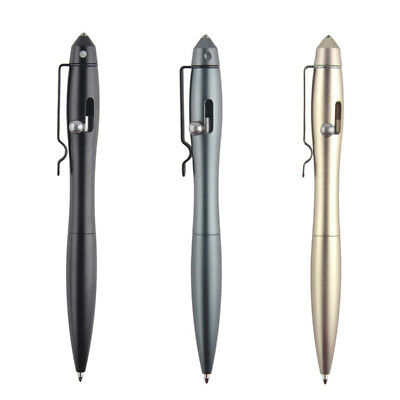 1pc Outdoor Survival Self Defense Personal Safety Tactical Pen With Gift Box Neu