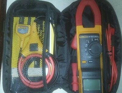 NEW Fluke 381 Remote Display True-RMS AC/DC Clamp Meter with iFlex