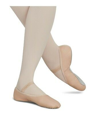 NEW Capezio 205C Ballet Shoes, Black, Pink and White, Child sizes