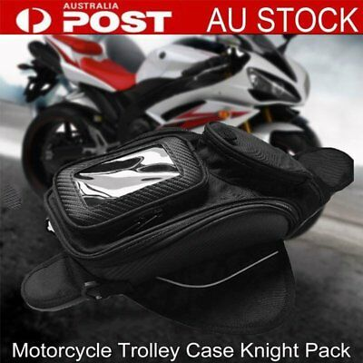 Magnetic Motorcycle Scooter Motorbike Oil Fuel Tank Bag for Phone / GPS BU