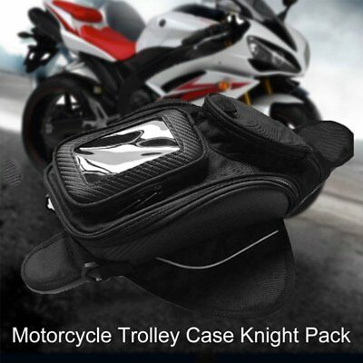 Motorcycle Motorbike Fuel Tank Bag Phone GPS Navigation Magnetic Waterproof BS