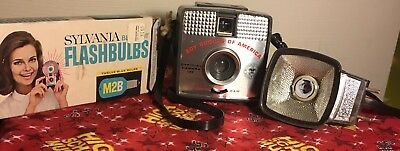 Official Boy Scouts Of America Imperial Satellite 127 Camera