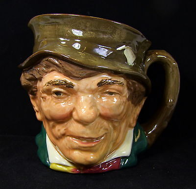 Royal Doulton Paddy Large Character Jug - D5753 - Made in England!